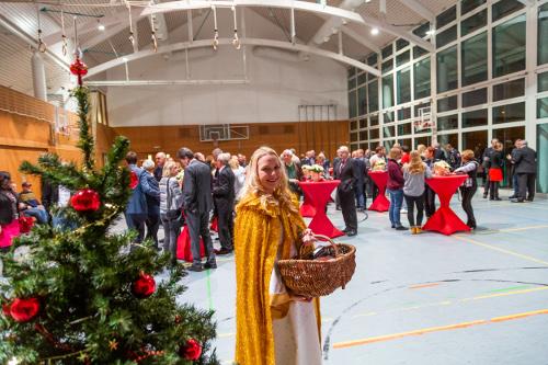 Weihnachtsspendenfeier der Sparkasse ERH 2019